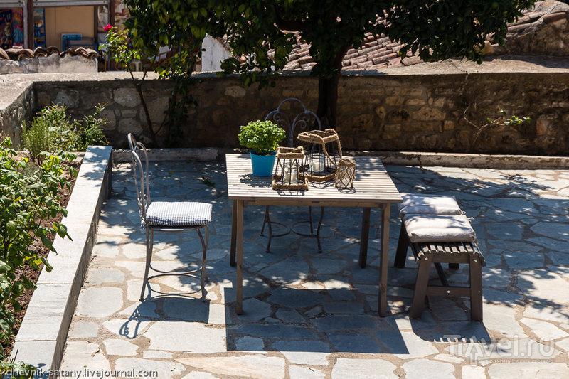 Халкидики, Кассандра: деревня Афитос / Фото из Греции