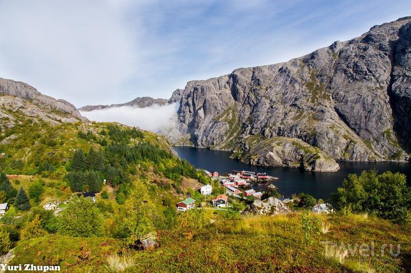 Вдоль северных морей. По островам Норвежского моря / Фото из Норвегии