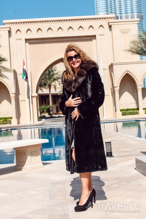 Покупка шубы Blackglama (блэкглама) в Дубае / ОАЭ