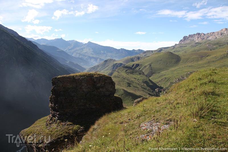 Северная Осетия. Куссу - Камунта - Галиат / Фото из России