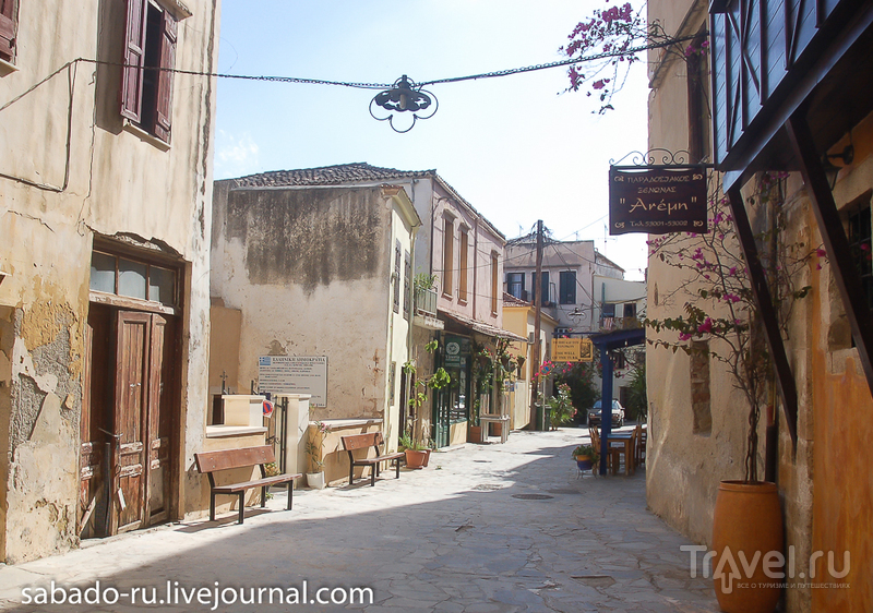 Ханья - бывшая столица острова Крит / Греция