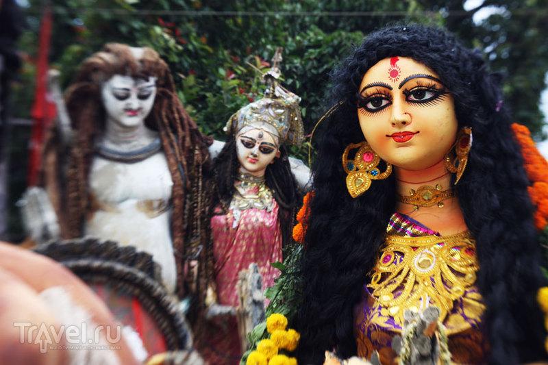 Поюзанные боги в хорошем состоянии / Индия