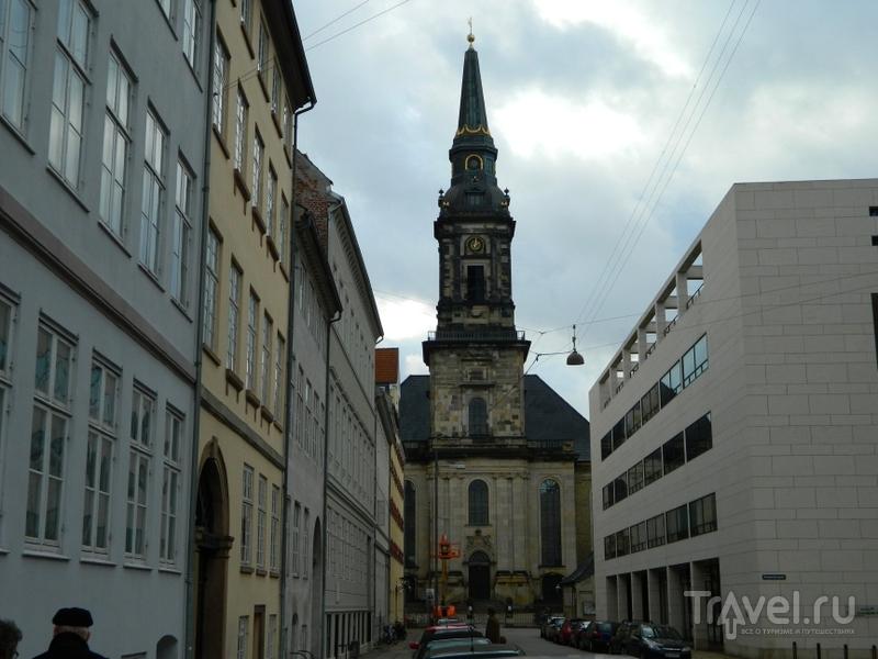 Церковь Кристиана в Копенгагене, Дания / Фото из Дании