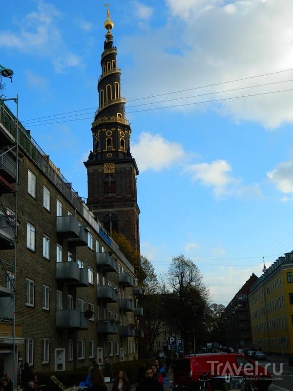 Церковь Спасителя в Копенгагене, Дания / Фото из Дании