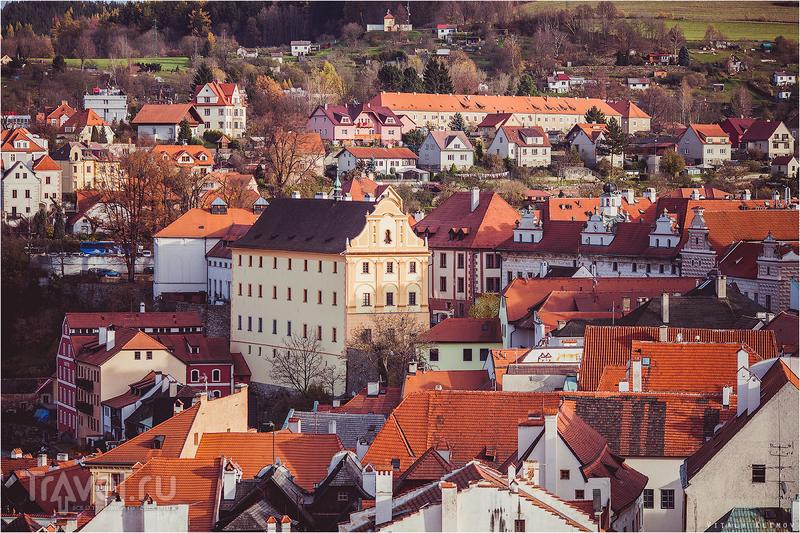 Что посмотреть в Чехии? Чески-Крумлов! / Фото из Чехии