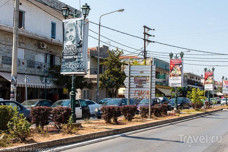 В городе Калифея, Греция / Фото из Греции