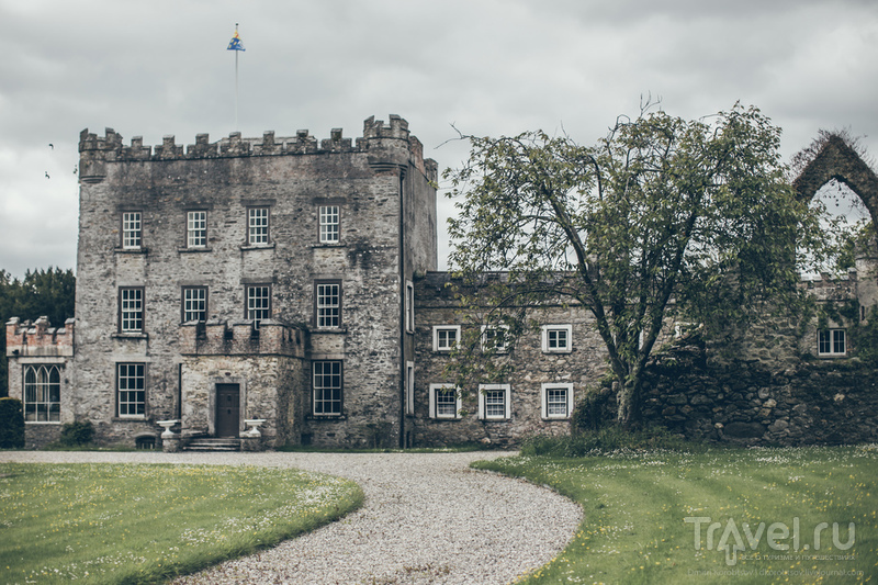 Живая история замка Хантингтон