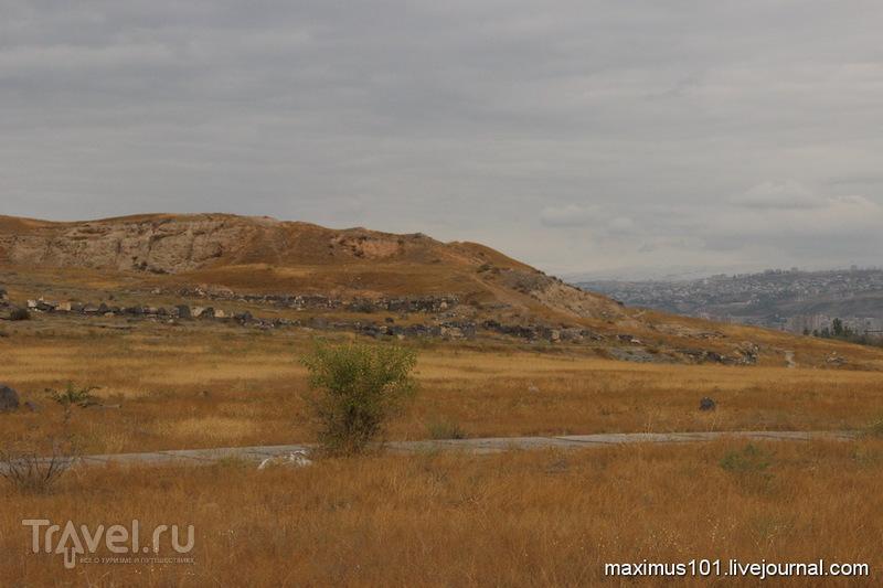 Ереван. Крепость Тейшебаини - последний оплот Урарту / Армения