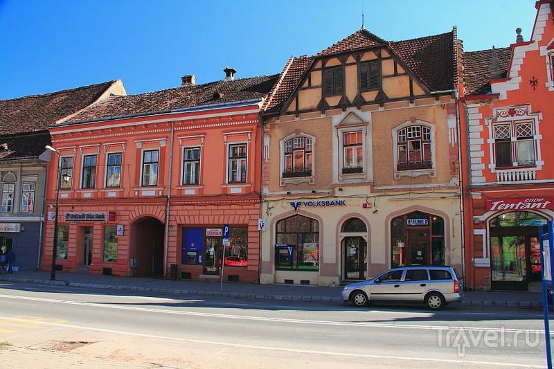 Прекрасная Сигишоара / Фото из Румынии