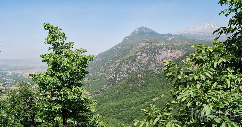"""Национальный парк """"Викос-Аоос"""" / Греция"""