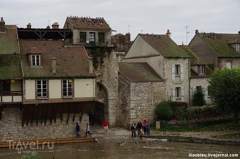 Moret-sur-Loing / Франция