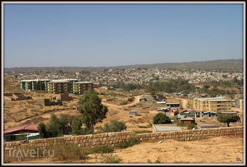 В городе Харэр, Эфиопия / Фото из Эфиопии