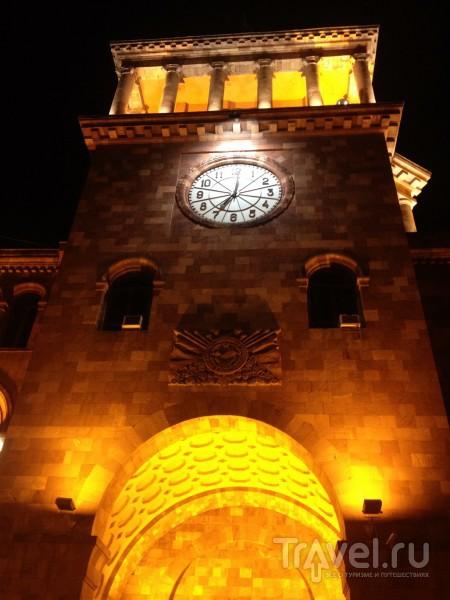 Солнце и камни Еревана / Армения