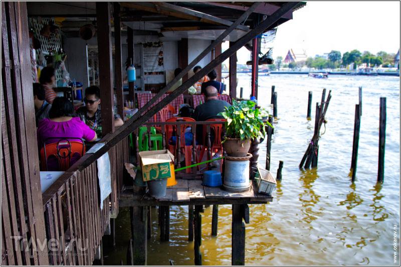 Вот такие незатейливые кафешки / Таиланд
