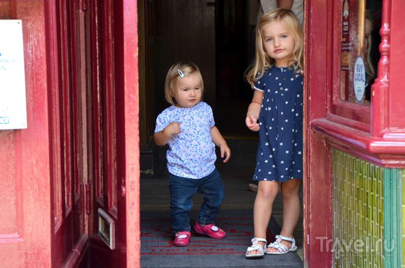 Маленькие посетители пабов в графстве Большой Манчестер, Великобритания / Фото из Великобритании