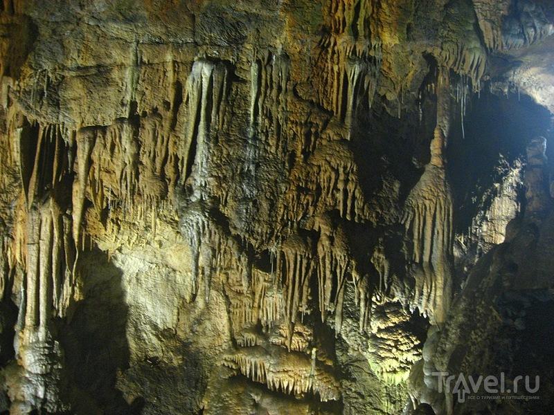 Пещеры Алании / Турция