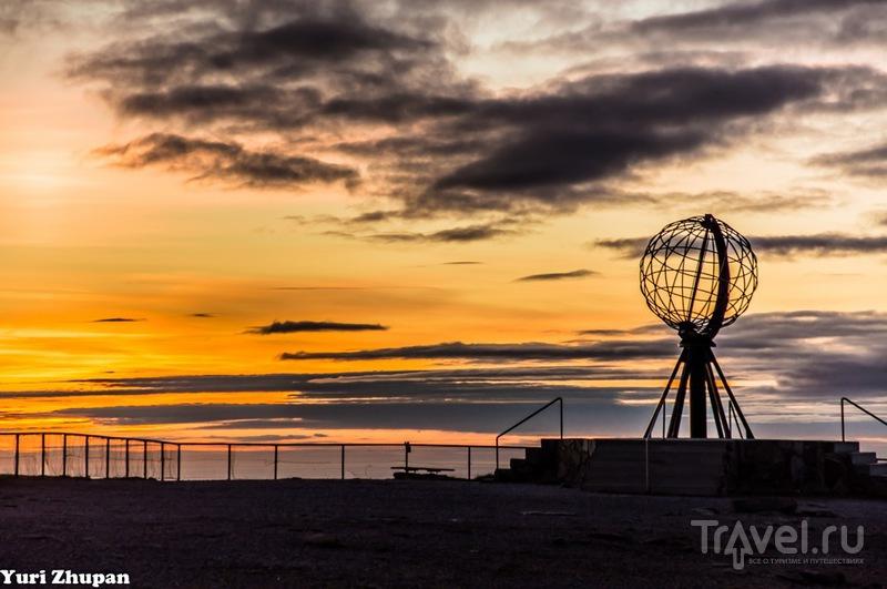 Вдоль северных морей. Сияние Баренцева моря / Фото из Норвегии