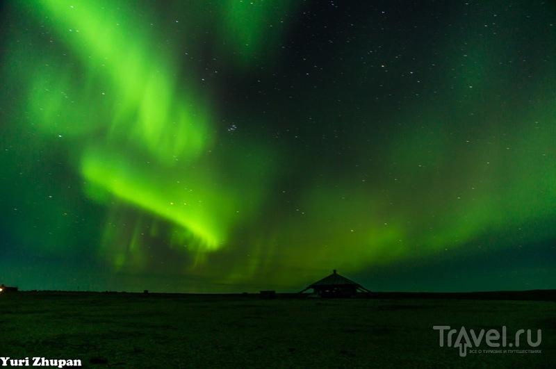 Северное сияние в Норвегии / Фото из Норвегии