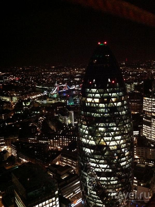 Прогулки по ноябрьскому Лондону / Фото из Великобритании