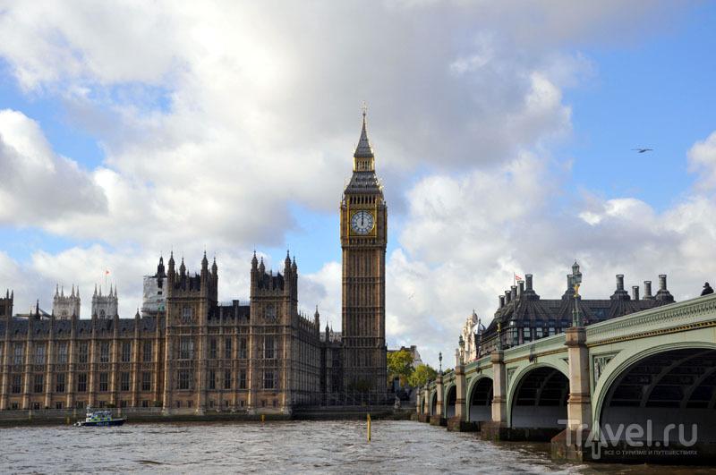 Здание парламента в Лондоне, Великобритания / Фото из Великобритании