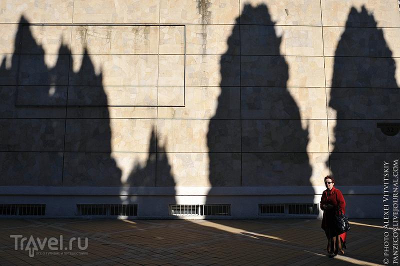 Сочи в ноябре / Россия