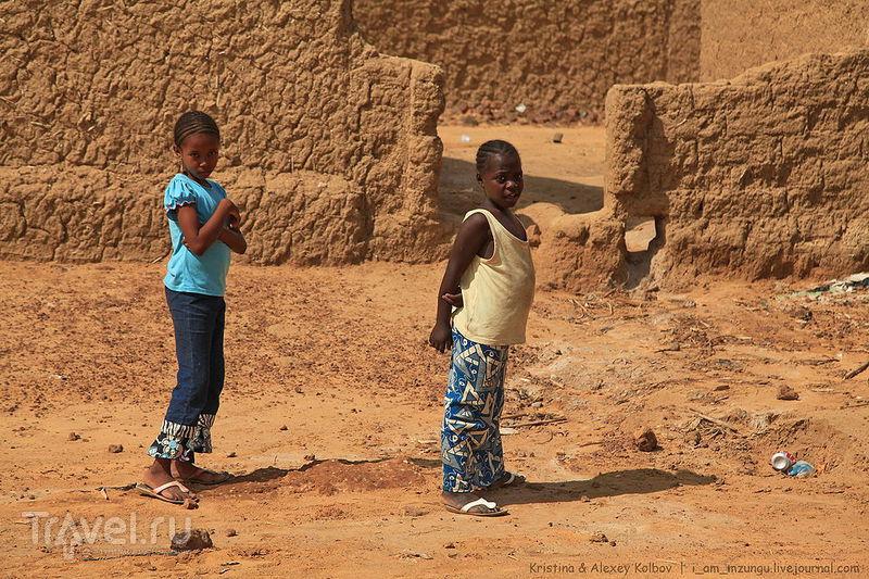 Нигер: Театр посреди Сахары. Совсем другой Нигер / Нигер