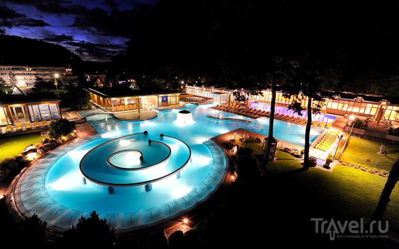 Термальный комплекс Les Bains de Lavey
