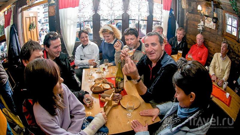 Виллар: гастрономия, рестораны и животный инстинкт