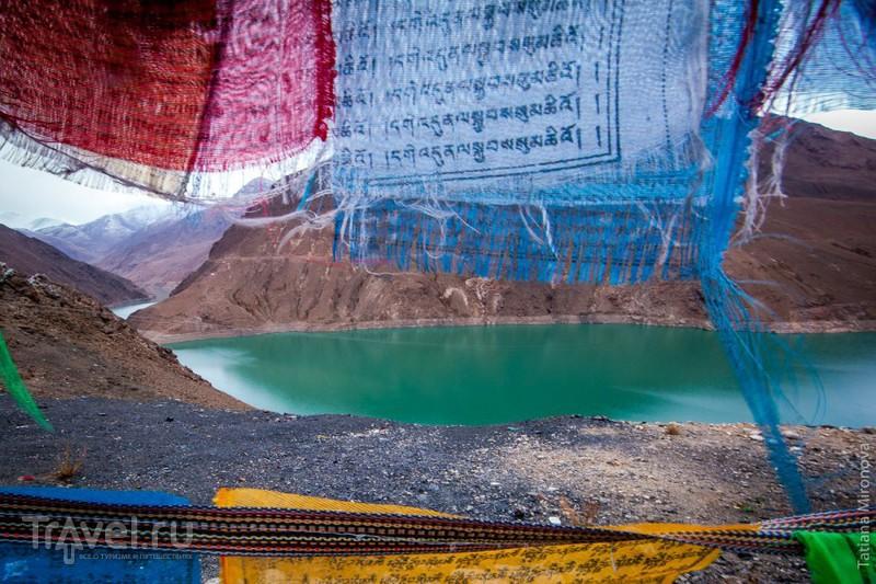 Тибет. Шигадзе - Сага - Кайлаш / Китай