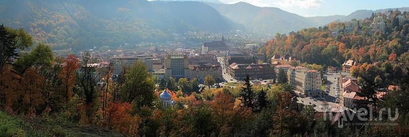 В городе Брашов, Румыния / Фото из Румынии