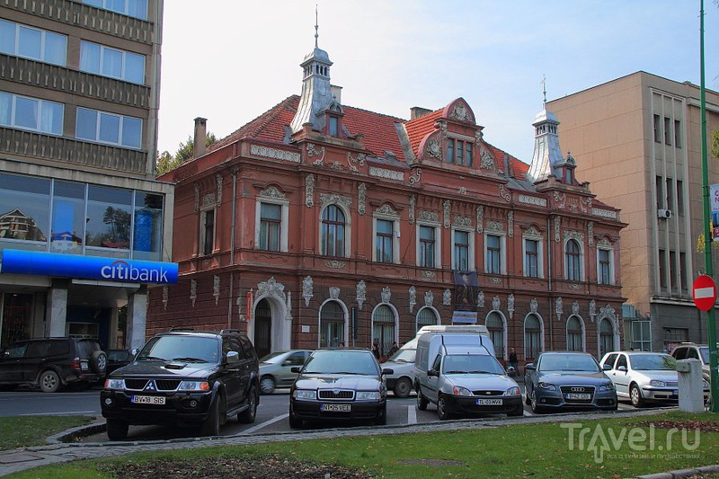 Брашов - город-разочарование / Фото из Румынии