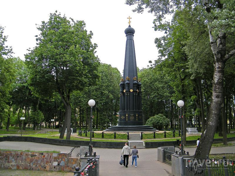 Памятник защитникам Смоленска, Россия / Фото из России