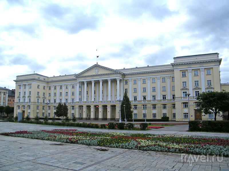 На площади Ленина в Смоленске, Россия / Фото из России