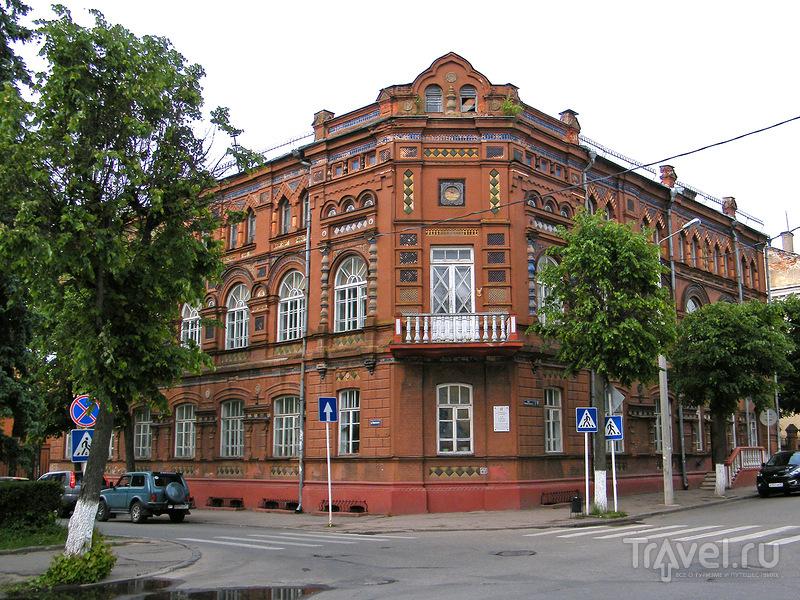 Дом купца Будникова в Смоленске, Россия / Фото из России
