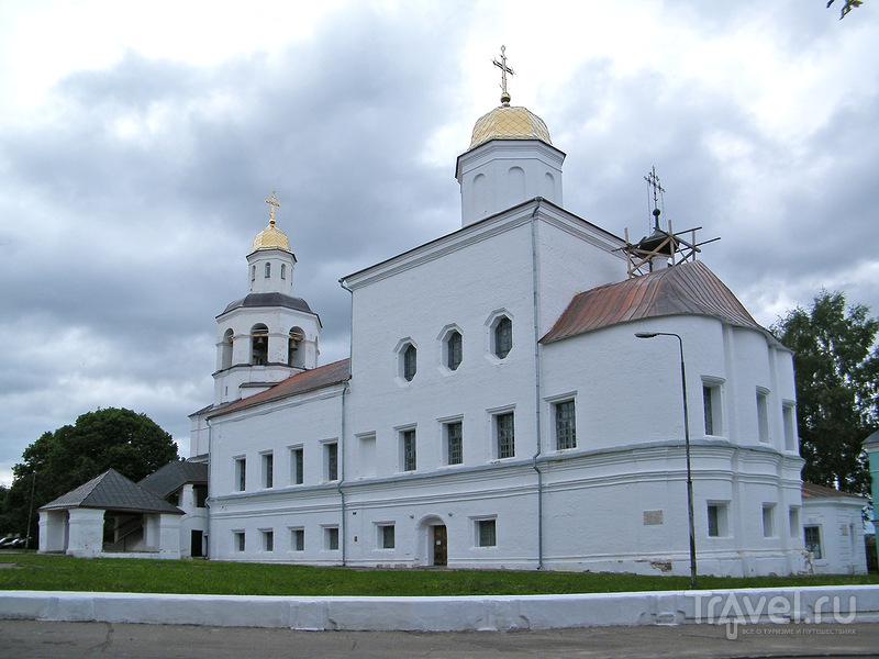 Собор Вознесенского женского монастыря в Смоленске, Россия / Фото из России