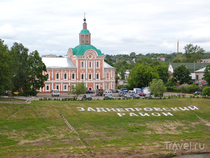 Церковь Николая Чудотворца в Смоленске, Россия / Фото из России