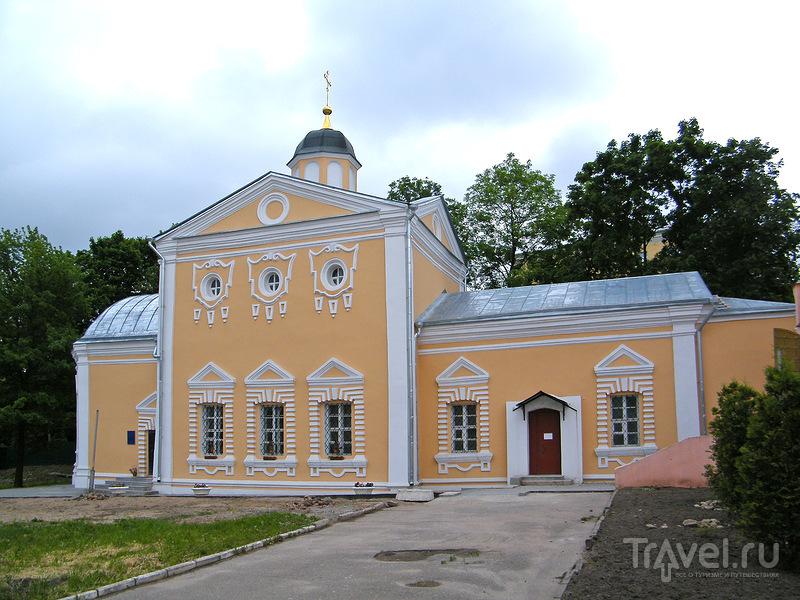 Свято-Троицкий женский монастырь в Смоленске, Россия / Фото из России