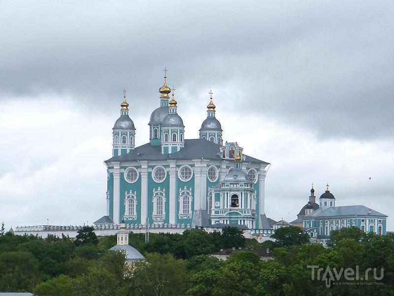 Успенский собор в Смоленске, Россия / Фото из России