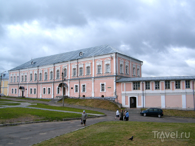Архиерейские палаты в Смоленске, Россия / Фото из России