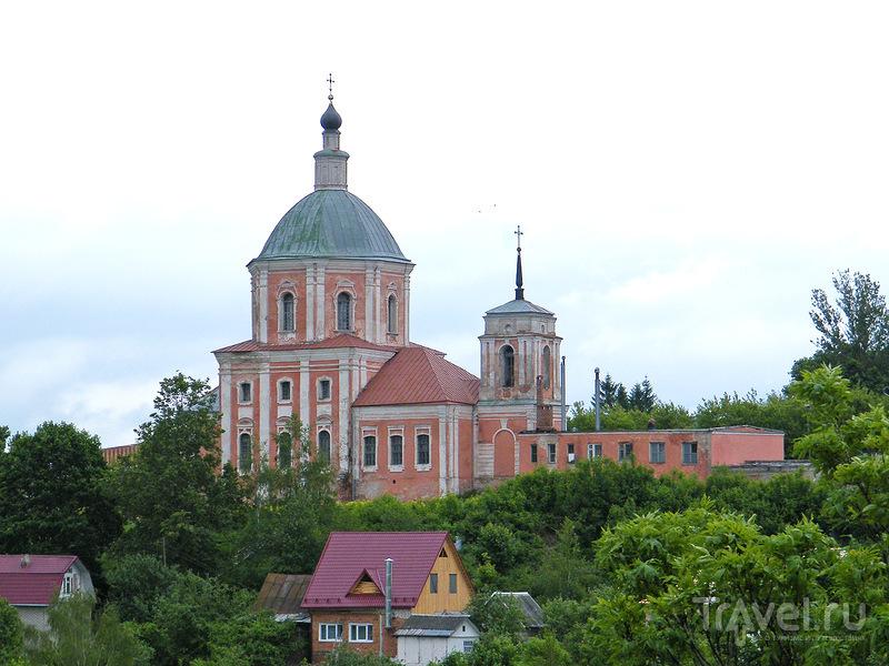 Церковь Георгия Победоносца в Смоленске, Россия / Фото из России