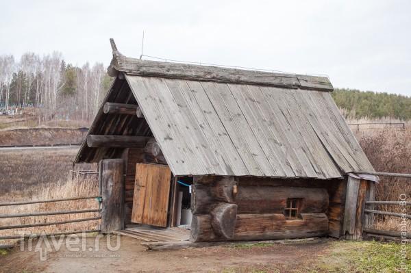 Познавательное краеведение. Нижняя Синячиха / Россия