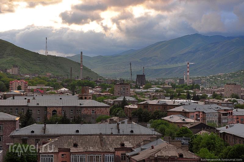Ванадзорская ТЭЦ / Армения