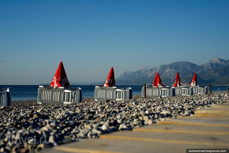 Анталья. Сентябрь 2013 / Фото из Турции