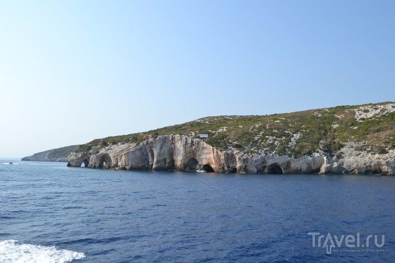 Путешествие на остров черепах. Закинтос / Греция