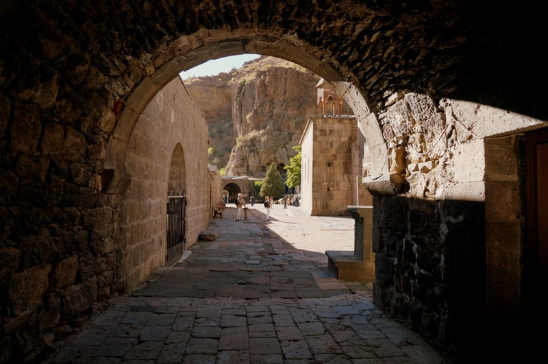 Армения: Гарни и Гегард / Армения