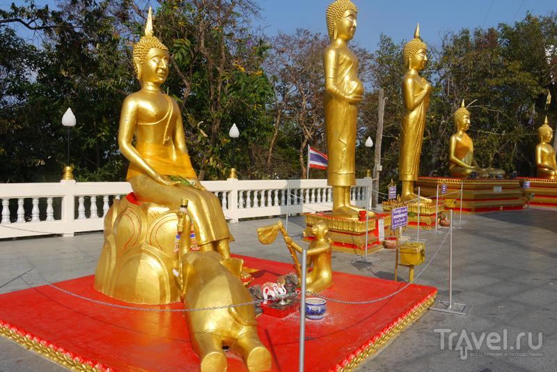 На холме Big Buddha Hill в Паттайе, Таиланд / Фото из Таиланда
