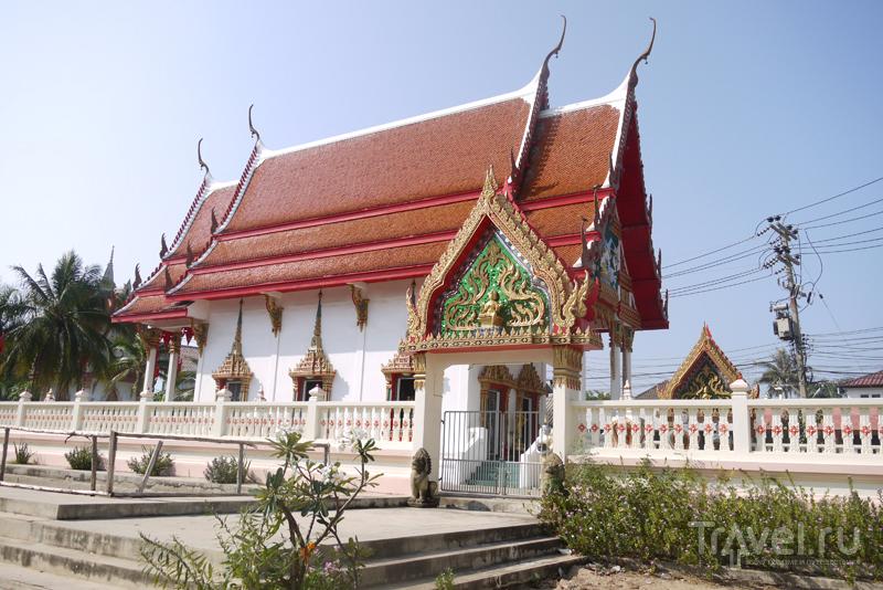 Храм в Паттайе, Таиланд / Фото из Таиланда