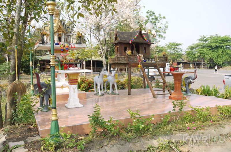 Таиланд, Паттайя: секс-туризм или путь к Богу? / Фото из Таиланда