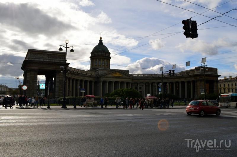 Казанский собор в Санкт-Петербурге, Россия / Фото из России