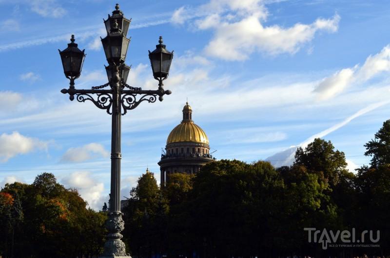 Исаакиевский собор в Санкт-Петербурге, Россия / Фото из России